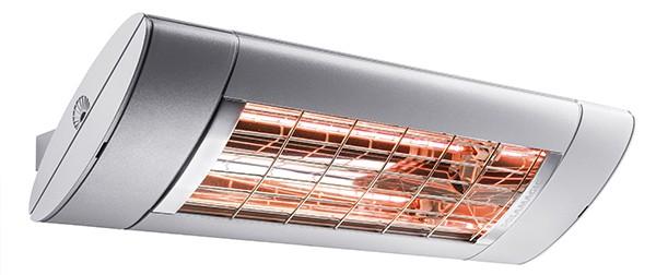Infrarot Heizstrahler Solamagic S1 1400/2000 Watt, elektrisch für Ihre Terrasse