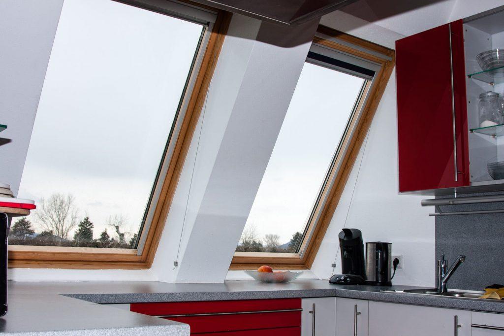 T-STRIPE Fensterheizung vermeidet Kondenswasser Kondensat Schwitzwasser am Fenster