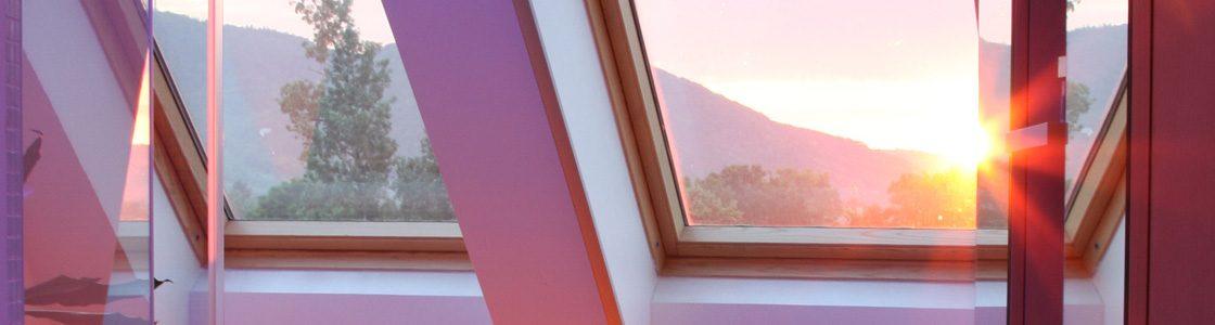 Trockene Fenster ohne Schimmel sind wichtig für eine gesunde und angenehme Wohnumgebung!