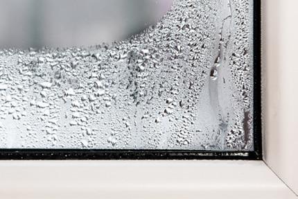wenn lüften nicht reicht - T-STRIPE Fensterheizung gegen Kondenswasser